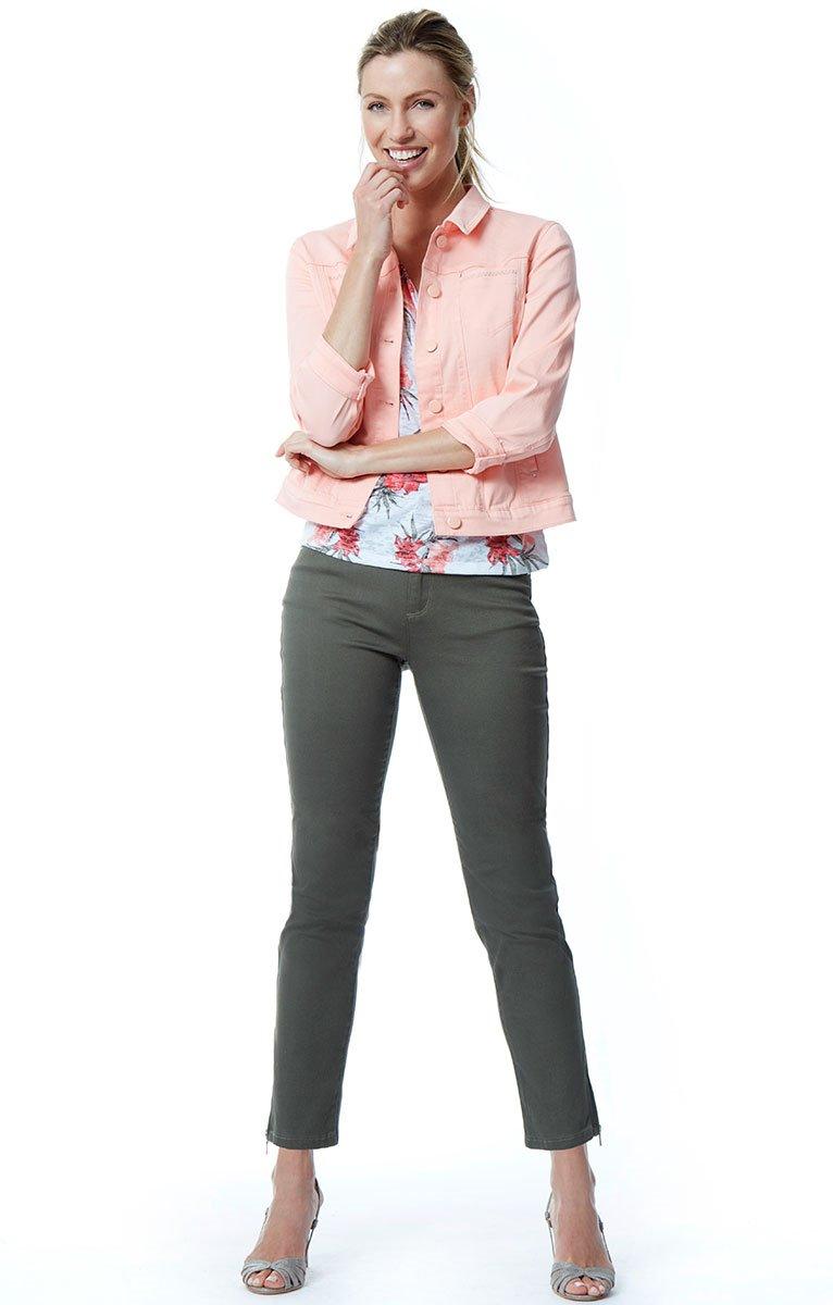 Pantalon 7/8 Coton Détente