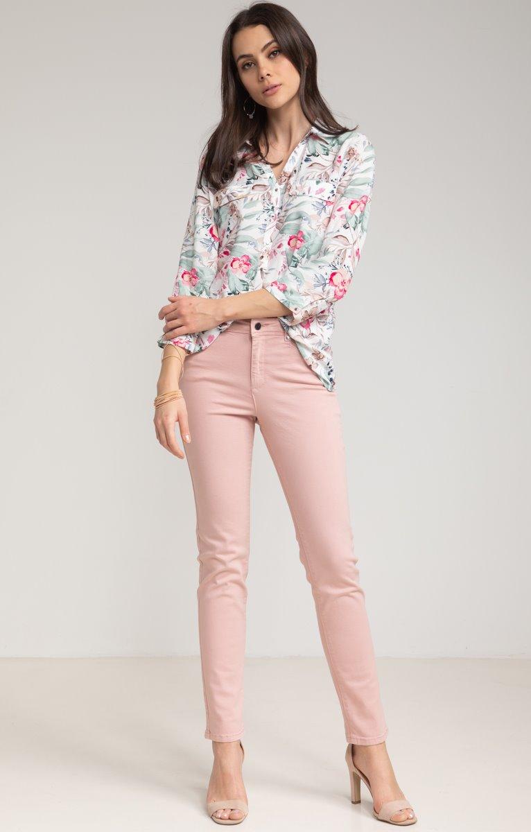 Pantalon 7/8 Coton
