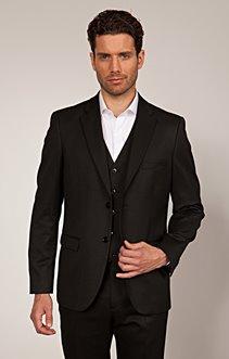 Veste de Costume Confort Quadrato