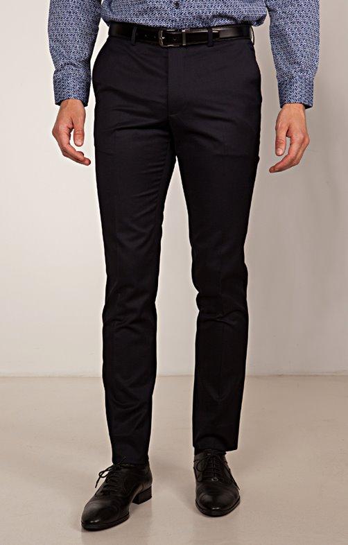 Pantalon de Costume Slim Uninavy