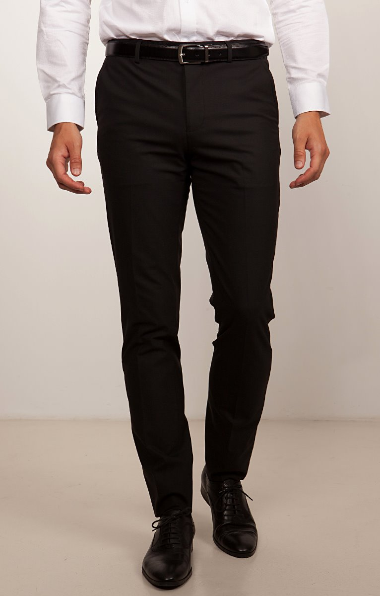 Pantalon de Costume Slim Econero