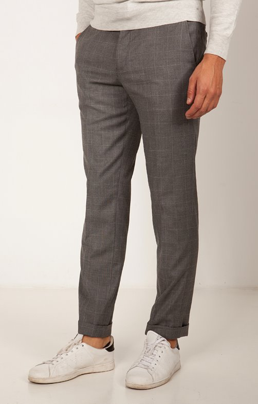 Pantalon de costume slim CUBODUE