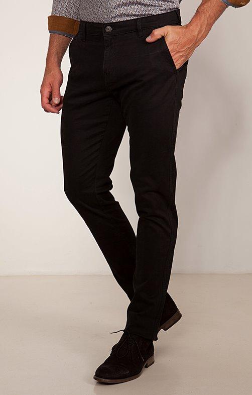 Pantalon Chino ajusté Winter