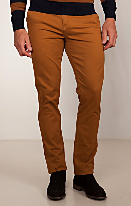 Pantalon Chino ajusté Winter