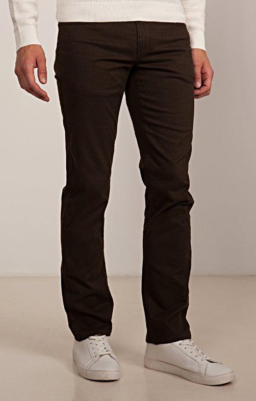 Pantalon 5 poches régular Wavy