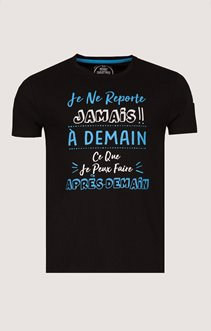 TEE-SHIRT NOEL - DEMAIN