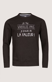 SWEAT NOEL - VALEUR