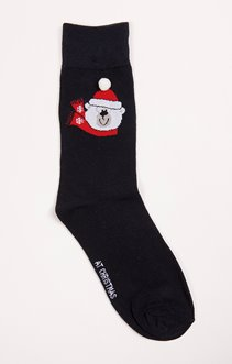 CHAUSSETTES NOEL - OURS