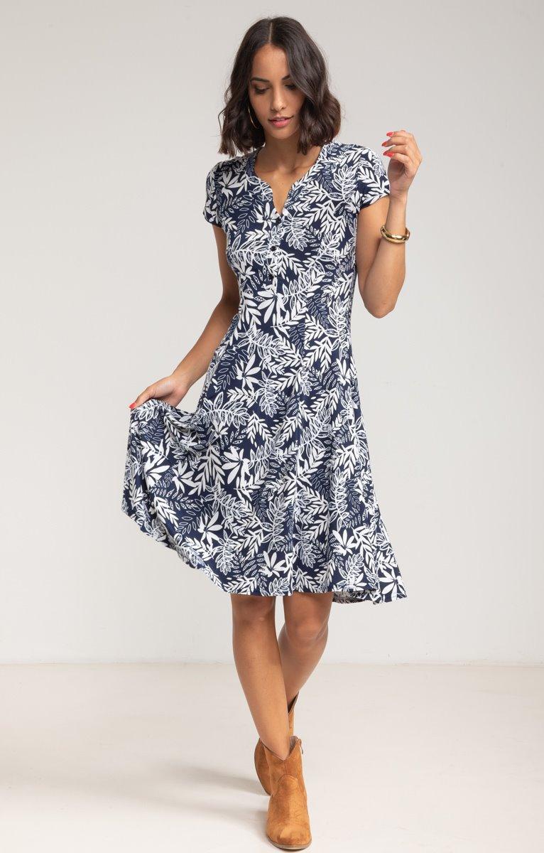 robe imprimée