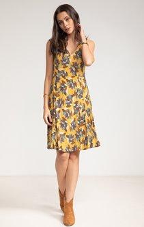 robe boutonnée