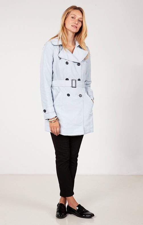 TRENCH LEGER