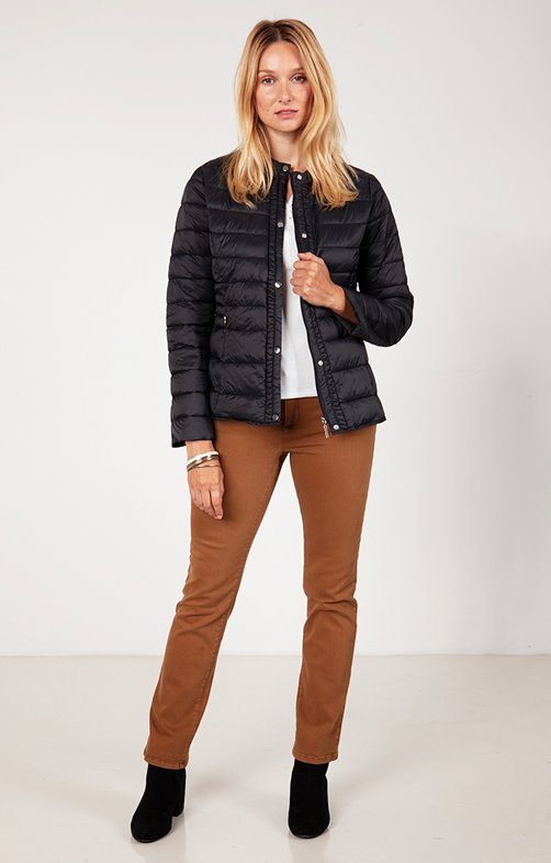 Quelle manteau pour femme ronde