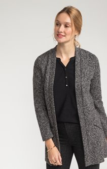CARDIGAN LONG FANTAISIE