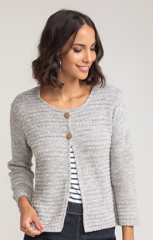 tout neuf 959ee 8b8bf CARDIGAN COL ROND