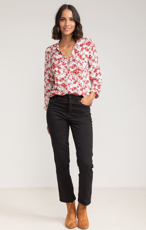 nouvelle sélection Vente chaude 2019 vente à bas prix Pantalon 7/8 Détente