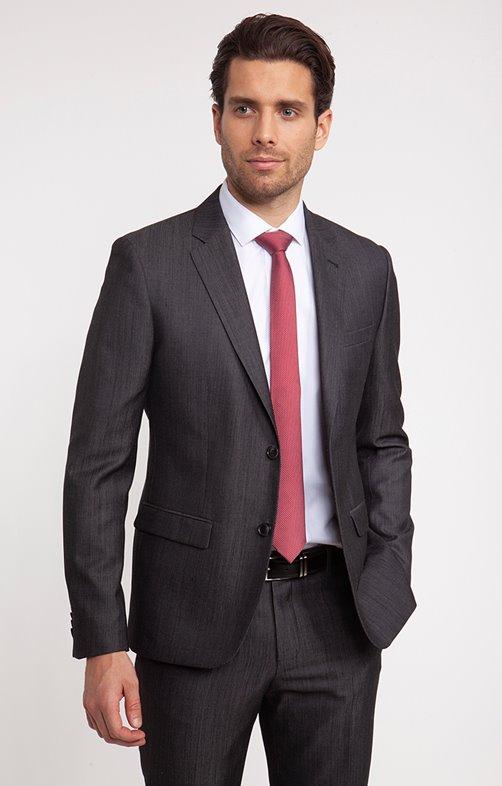 Veste de costume ajustée PERNO