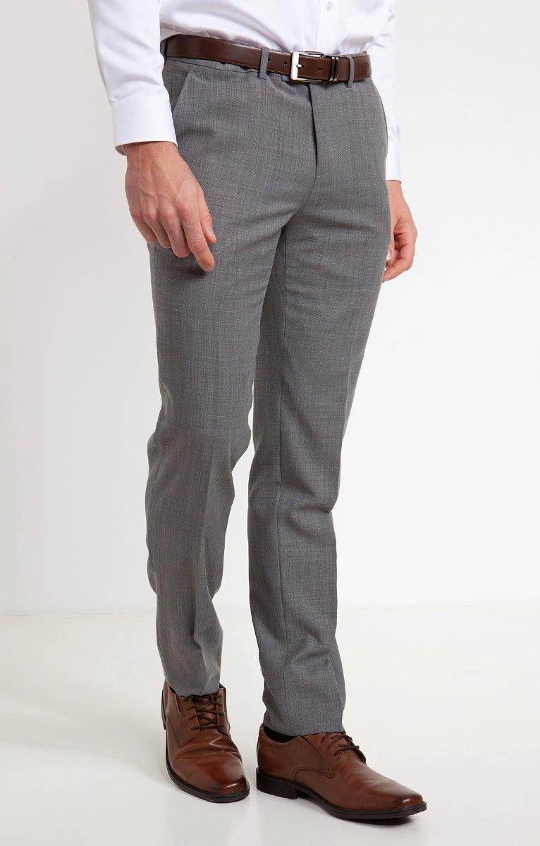 Pantalon de costume ajusté NODOGRI