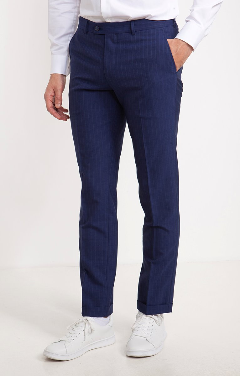 Pantalon de costume slim TRIOBLU