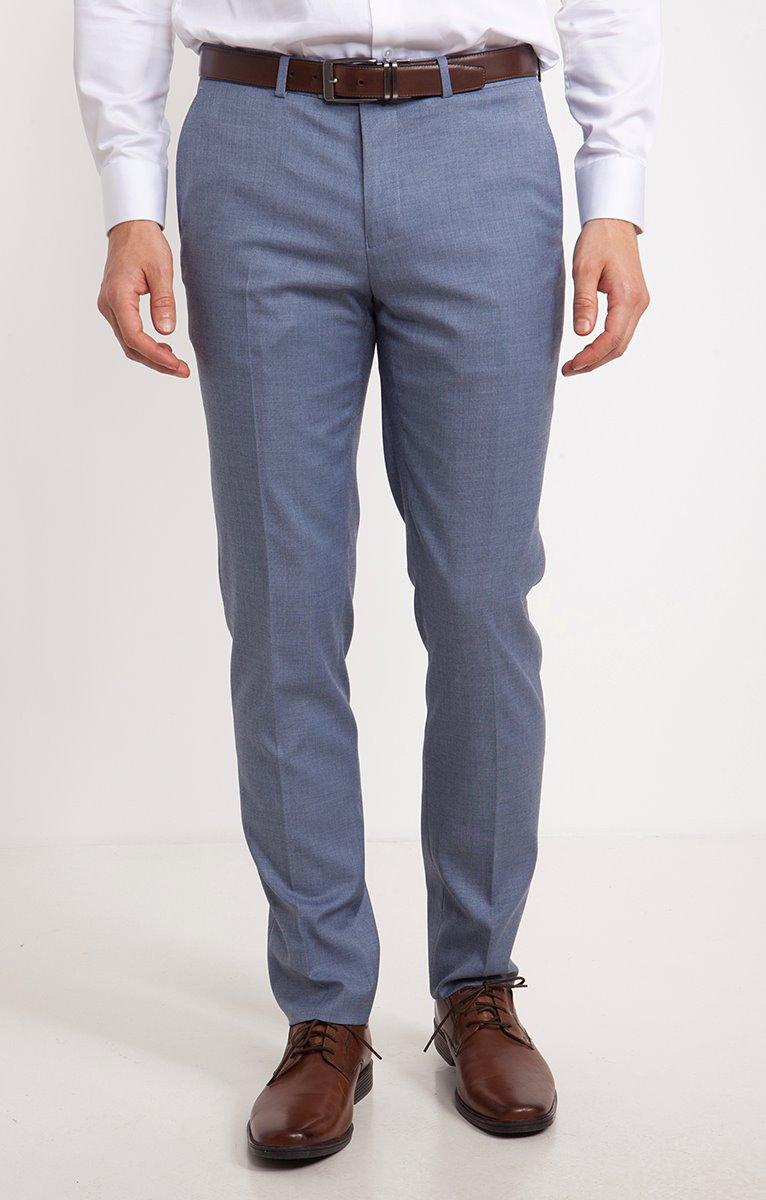 Pantalon de costume ajusté SLAVATO