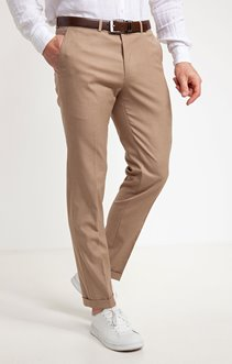 Pantalon de costume ajusté SAFARI