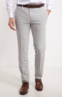 Pantalon de costume ajusté CHIARO
