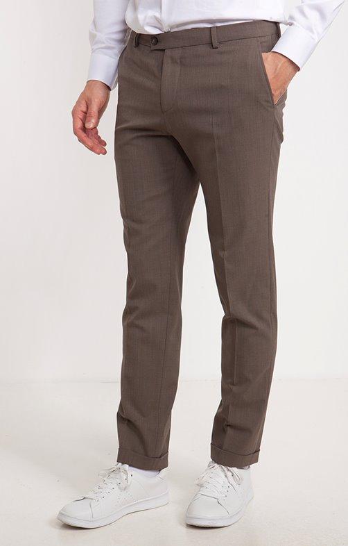 Pantalon de costume ajustée MOCA