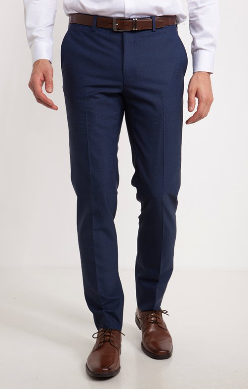 Pantalon de costume ajusté STELLE