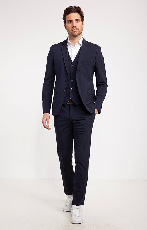 Veste de costume,coupe slim | Brice