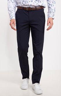 Pantalon de costume ajusté ABYSSO