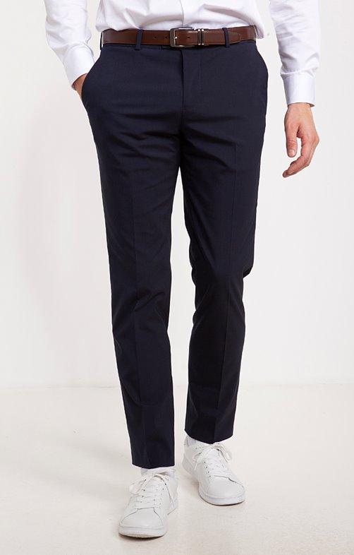 Pantalon de costume slim ABYSSO