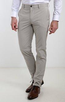 Pantalon Chino Puce
