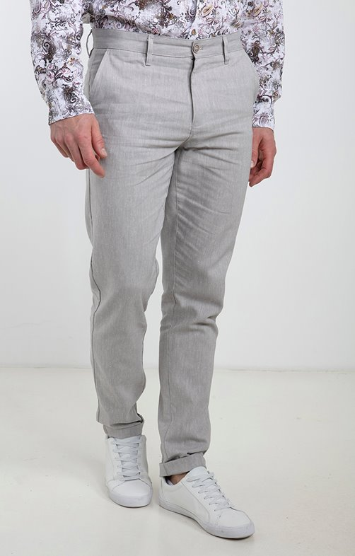 Pantalon chino Oxford