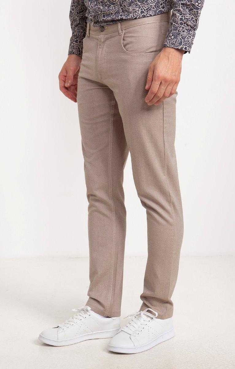 Pantalon 5 poches Carel