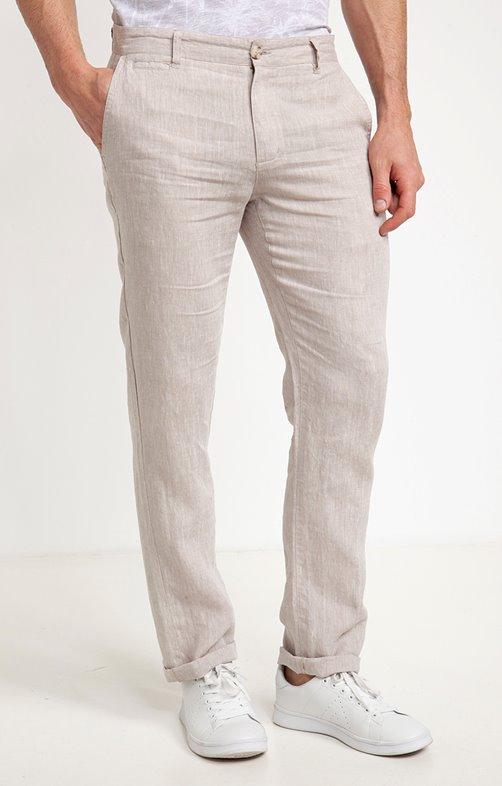 Pantalon chino Linen