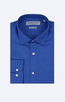 Chemise blue
