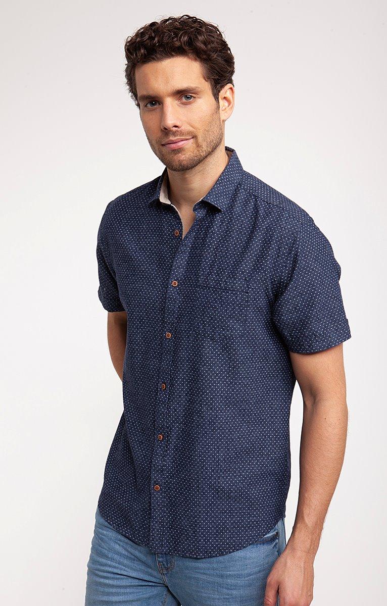 chemise imprimée IRONDEL