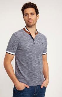Tee-shirt manches courtes slub
