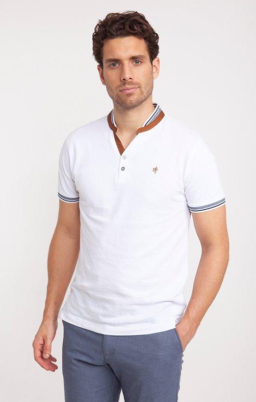 Tee-shirt manches courtes stripes