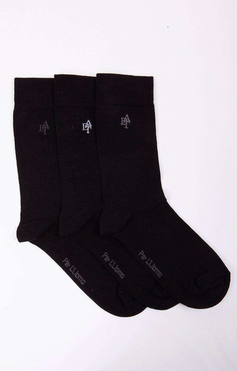 Chaussettes brodées