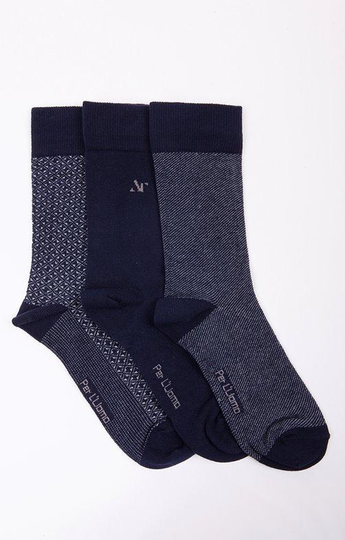 Chaussettes à motifs