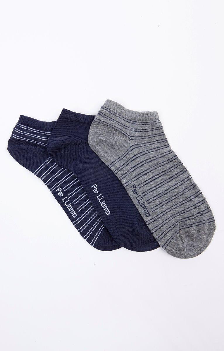 Socquettes marine