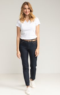 PANTALON 7/8 DENIM