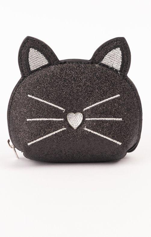 Porte-monnaie en forme de chat
