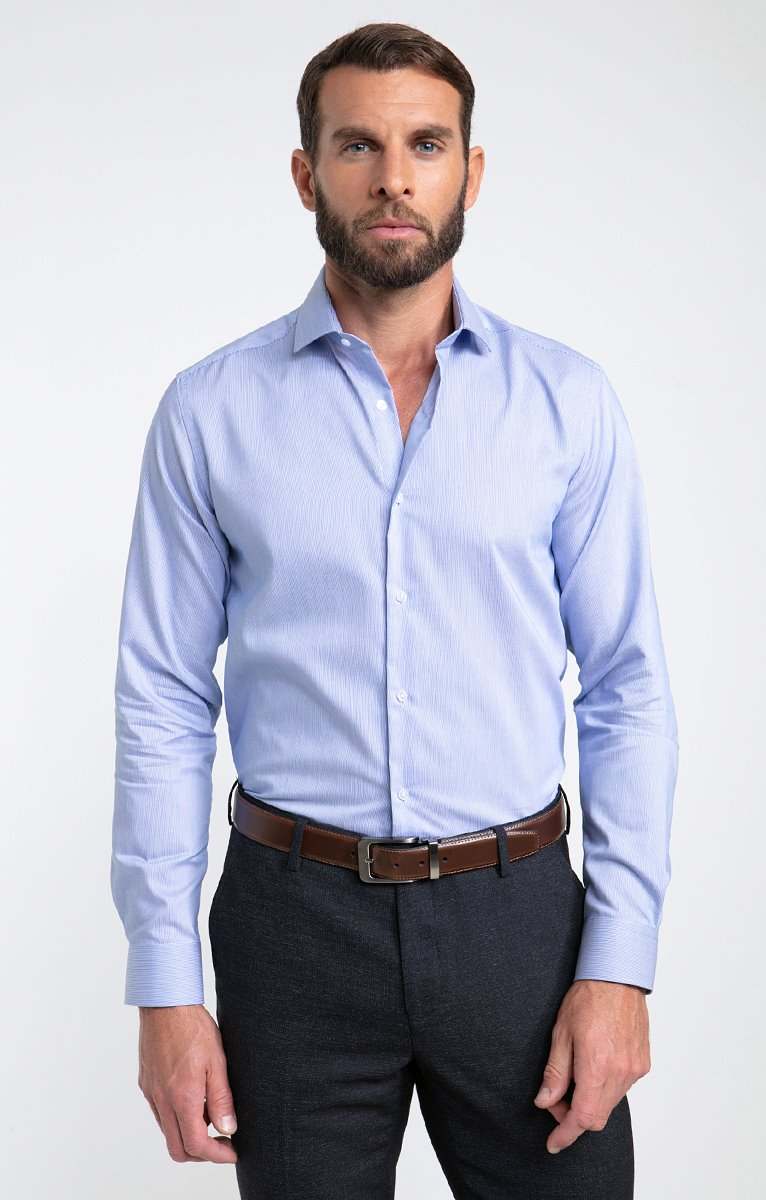 CHEMISE AJUSTEE ENTAILLE