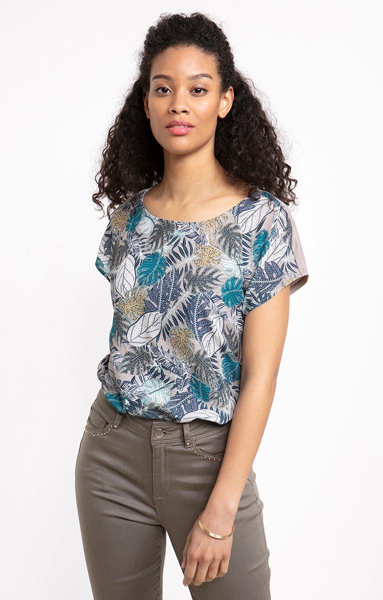 tee shirt manches courtes