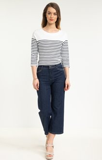 pantalon 7/8ème en Denim