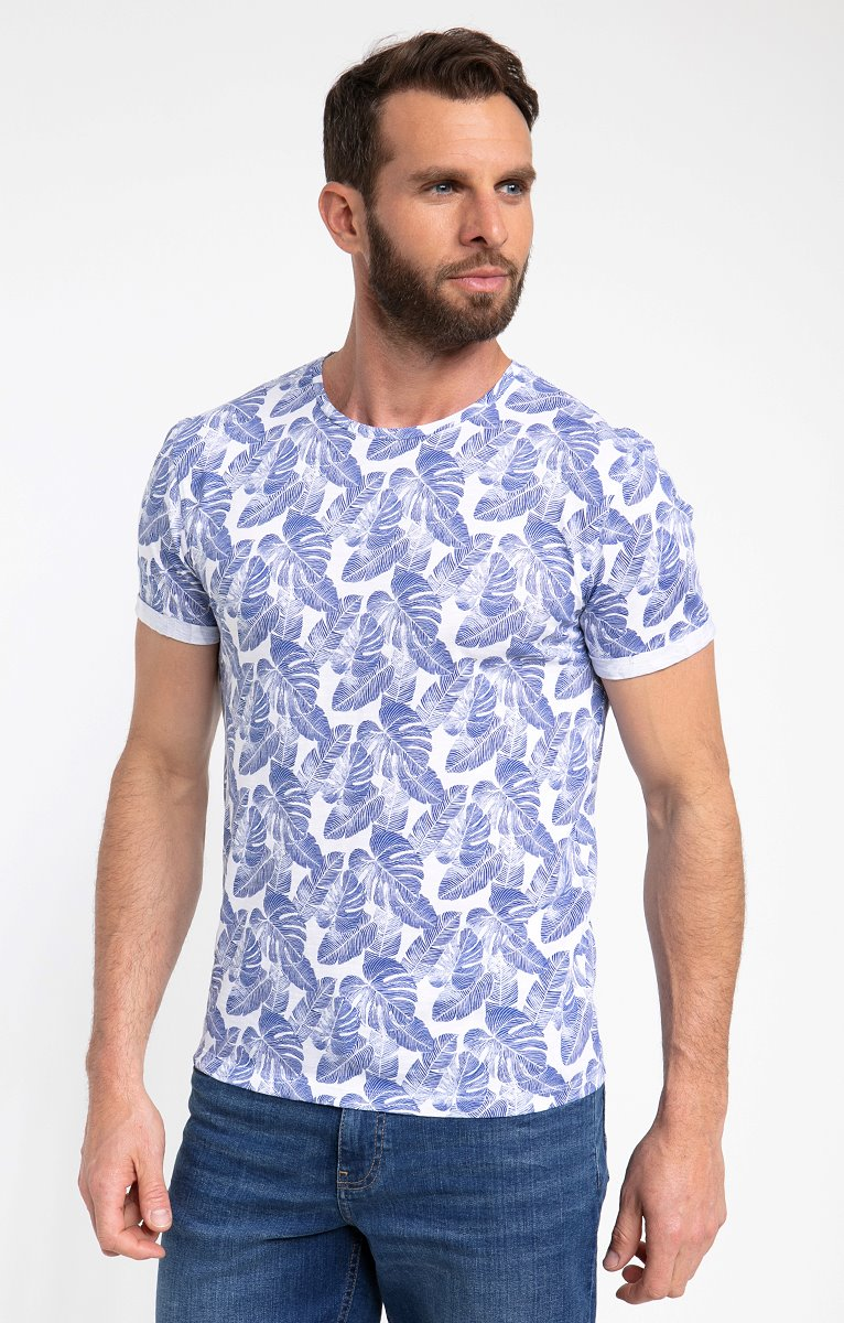Tee shirt manches courtes drawny