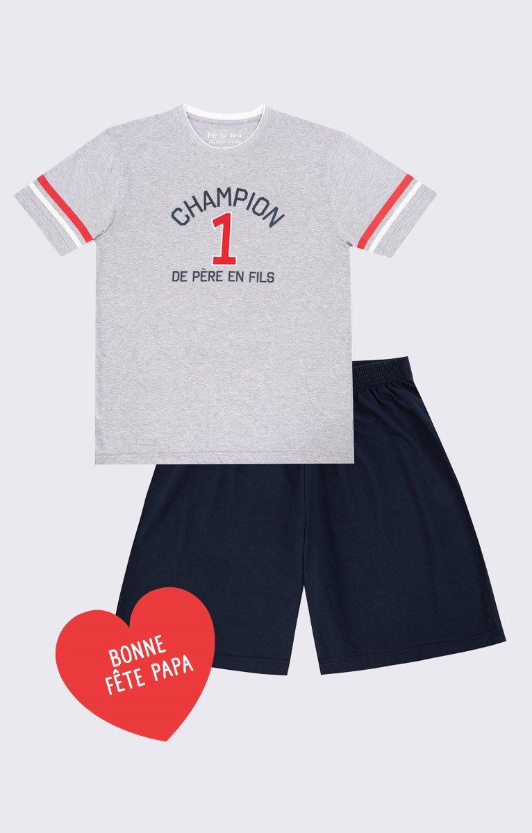 Pyjama - champion