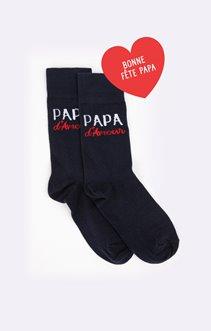 chaussettes - papa d'amour