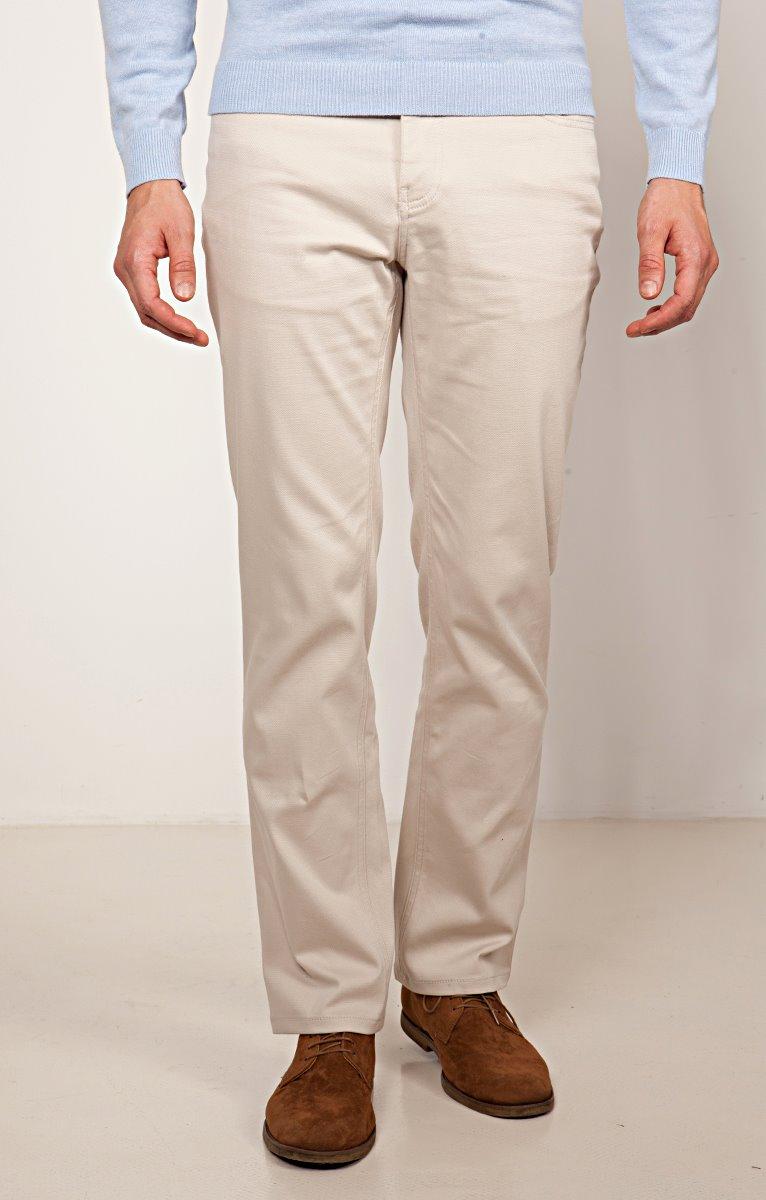 Pantalon 5 poches Faconné